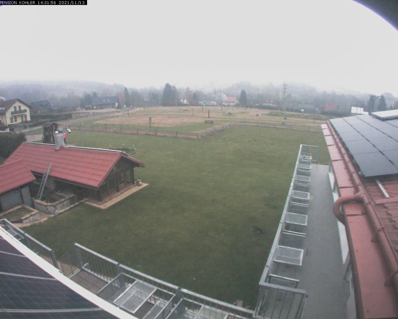 webkamera Deštné v Orlických horách
